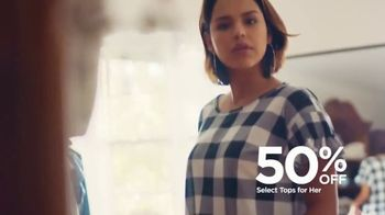 JCPenney TV Spot, 'Get Your Spring Outfits Ready' Song by Redbone
