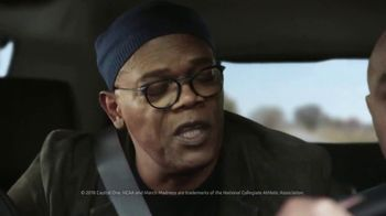 Capital One TV Spot, 'March Madness: Longhorns' Feat. Samuel L. Jackson - Thumbnail 7