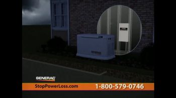 Generac Double Your Power Event TV Spot, 'Free Portable Generator'
