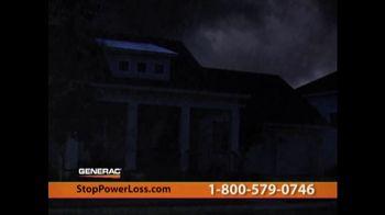 Generac Double Your Power Event TV Spot, 'Free Portable Generator' - Thumbnail 4
