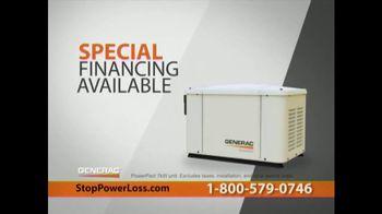 Generac Double Your Power Event TV Spot, 'Free Portable Generator' - Thumbnail 6