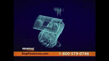 Generac Double Your Power Event TV Spot, 'Free Portable Generator' - Thumbnail 7