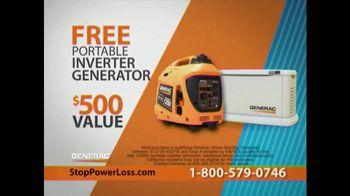 Generac Double Your Power Event TV Spot, 'Free Portable Generator' - Thumbnail 9