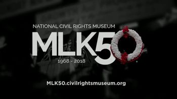 National Civil Rights Museum TV Spot, 'MLK50: Where Do We Go From Here?' - Thumbnail 7