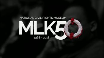 National Civil Rights Museum TV Spot, 'MLK50: Where Do We Go From Here?' - 13 commercial airings