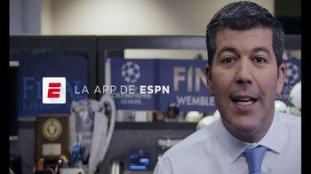 ESPN App TV Spot, 'Es sencillo' con Fernando Palomo [Spanish] - Thumbnail 3