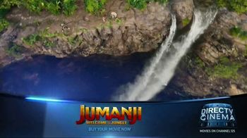 DIRECTV Cinema TV Spot, 'Jumanji: Welcome to the Jungle' - Thumbnail 2