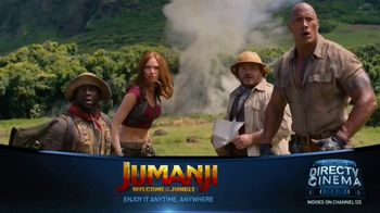 DIRECTV Cinema TV Spot, 'Jumanji: Welcome to the Jungle' - Thumbnail 3