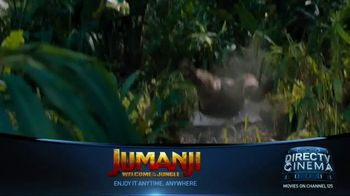 DIRECTV Cinema TV Spot, 'Jumanji: Welcome to the Jungle' - Thumbnail 4