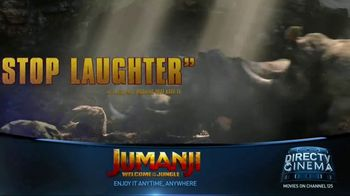 DIRECTV Cinema TV Spot, 'Jumanji: Welcome to the Jungle' - Thumbnail 5