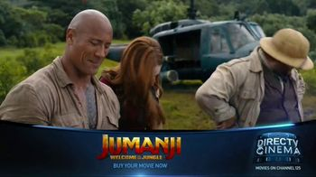 DIRECTV Cinema TV Spot, 'Jumanji: Welcome to the Jungle' - Thumbnail 6