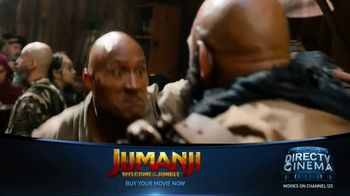 DIRECTV Cinema TV Spot, 'Jumanji: Welcome to the Jungle' - Thumbnail 7