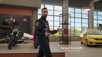 Honda Dream Garage Spring Event TV Spot, 'Big Deal' Ft. James Hinchcliffe [T1] - Thumbnail 2