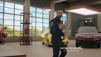Honda Dream Garage Spring Event TV Spot, 'Big Deal' Ft. James Hinchcliffe [T1] - Thumbnail 3