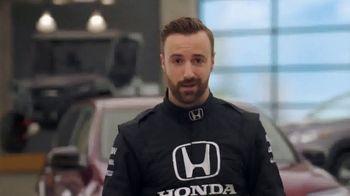 Honda Dream Garage Spring Event TV Spot, 'Big Deal' Ft. James Hinchcliffe [T1] - Thumbnail 6