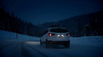 2018 Ford EcoSport TV Spot, 'First-Ever Story: Night Ski' Song by UMI - Thumbnail 4