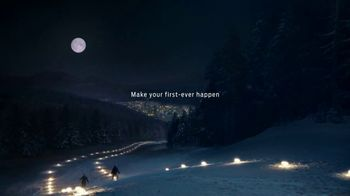 2018 Ford EcoSport TV Spot, 'First-Ever Story: Night Ski' Song by UMI - Thumbnail 9