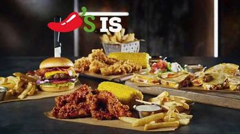 Chili's Chicken Crispers TV Spot, 'Crispy and Saucy' - Thumbnail 8