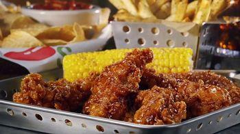Chili's Chicken Crispers TV Spot, 'Crispy and Saucy' - Thumbnail 2