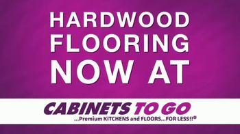 Cabinets To Go TV Spot, 'Hardwood Flooring' - Thumbnail 2