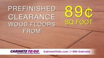 Cabinets To Go TV Spot, 'Hardwood Flooring' - Thumbnail 3