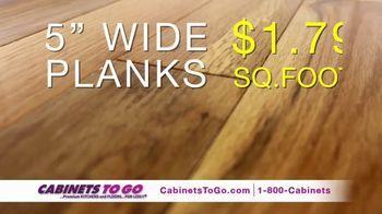 Cabinets To Go TV Spot, 'Hardwood Flooring' - Thumbnail 4