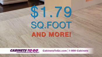 Cabinets To Go TV Spot, 'Hardwood Flooring' - Thumbnail 8