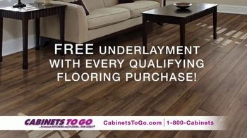Cabinets To Go TV Spot, 'Hardwood Flooring' - Thumbnail 9