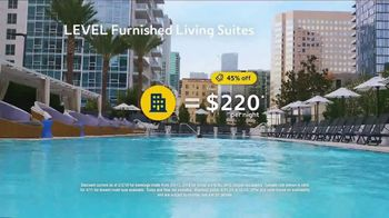 Expedia TV Spot, 'California: LEVEL Furnished Living Suites' - Thumbnail 7