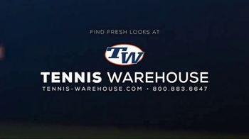 Tennis Warehouse TV Spot, 'Fresh Looks This Spring' - Thumbnail 10
