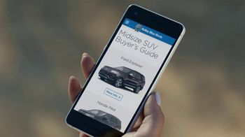 Kelley Blue Book TV Spot, 'Focus' - Thumbnail 8