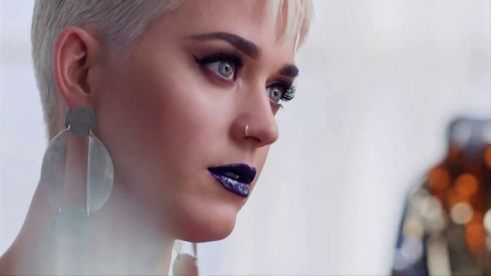 CoverGirl Katy Kat Gloss TV Commercial, 'I Am What I Make Up' Feat  Katy  Perry - Video