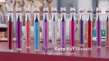 CoverGirl Katy Kat Gloss TV Spot, 'I Am What I Make Up' Feat. Katy Perry - Thumbnail 8