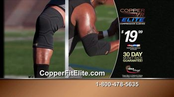 Copper Fit Elite Compression Sleeves TV Spot, 'Fast Recovery' - Thumbnail 10