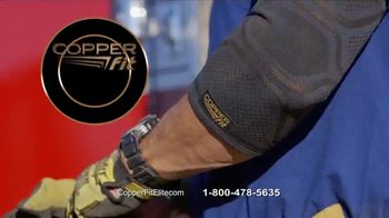 Copper Fit Elite Compression Sleeves TV Spot, 'Fast Recovery' - Thumbnail 9