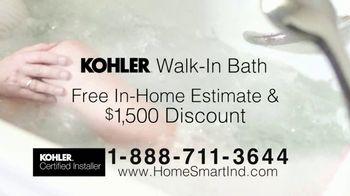 Kohler Walk-In Bath TV Spot, 'Keep Your Independence' - Thumbnail 9