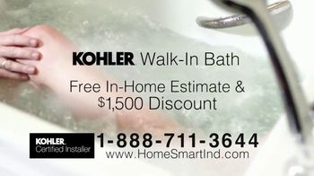 Kohler Walk-In Bath TV Spot, 'Keep Your Independence' - Thumbnail 8