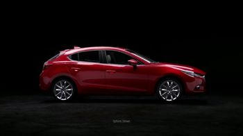 2018 Mazda3 TV Spot, 'Driving Matters: Touch' [T2] - 177 commercial airings