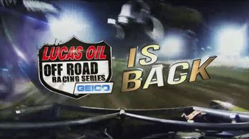Lucas Oil Off Road Racing Series TV Spot, 'One Night Only'
