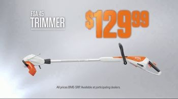 STIHL TV Spot, 'Pick Your Power This Spring' - Thumbnail 5