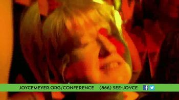 2018 Joyce Meyer Ministries Conference Tour TV Spot, 'Grow With God' - Thumbnail 10