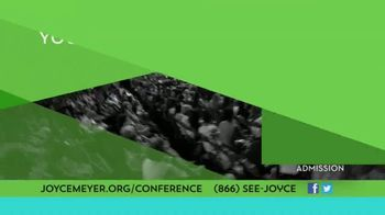 2018 Joyce Meyer Ministries Conference Tour TV Spot, 'Grow With God' - Thumbnail 7