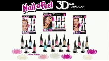 Nail-a-Peel TV Spot, 'Design Your Own 3D Nail Art' - Thumbnail 10