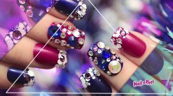 Nail-a-Peel TV Spot, 'Design Your Own 3D Nail Art' - Thumbnail 2