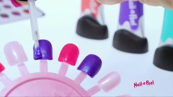 Nail-a-Peel TV Spot, 'Design Your Own 3D Nail Art' - Thumbnail 4