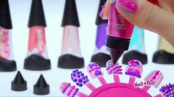 Nail-a-Peel TV Spot, 'Design Your Own 3D Nail Art' - Thumbnail 9