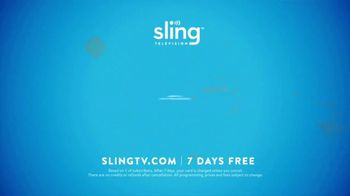 Sling TV Spot, 'We are Slingers!' - Thumbnail 10