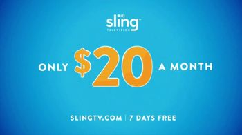 Sling TV Spot, 'We are Slingers!' - Thumbnail 7
