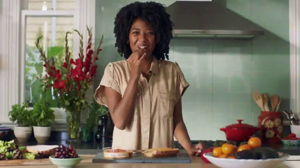 Sabra TV Commercial, 'Feel Good Food'