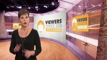 Joyce Meyer Ministries TV Spot, '2018 Viewers Choice' - Thumbnail 7
